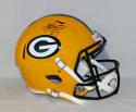 Eddie Lacy Autographed Green Bay Packers F/S Speed Helmet- JSA Witnessed Auth