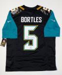 Blake Bortles Signed Jacksonville Jaguars NFL Nike Authentic Jersey- PSADNA Auth