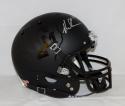 Mike Evans Autographed Texas A&M Aggies Black F/S Helmet- JSA Witnessed Auth
