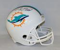 Ryan Tannehill Autographed Miami Dolphins Full Size Helmet- JSA Witnessed Auth