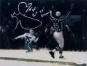 Kevin Williams Signed Dallas Cowboys 8x10 In Snow Photo W/ SB Champ- JSA W Auth