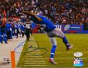 Odell Beckham Autographed 8x10 One Hand Catch Horizontal P.F. Photo- JSA Auth