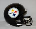 Heath Miller Autographed *Gold Pittsburgh Steelers Full Size Helmet- JSA W Auth