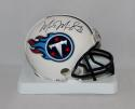 Marcus Mariota Autographed Tennessee Titans Mini Helmet- PSA/DNA Authenticated