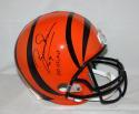 Boomer Esiason Autographed Cincinnati Bengals F/S Helmet With NFL MVP-JSA W Auth
