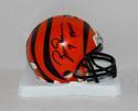 Boomer Esiason Autographed Cincinnati Bengals Mini Helmet W/ MVP- JSA W Auth