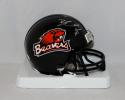 Brandin Cooks Autographed Oregon State Beavers Mini Helmet- JSA Witnessed Auth