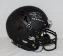Johnny Manziel Heisman Autographed Texas A&M Aggies Black F/S Helmet- JSA W Auth
