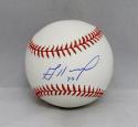 Jose Altuve Autographed Rawlings OML Baseball- JSA Witnessed Auth