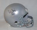 Archie Griffin Autographed *Blk Ohio State F/S Riddell Helmet W/ HT- JSA W Auth
