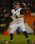 Blake Bortles Autographed *Blue Jaguars 16x20 Passing P.F. Photo- PSA/DNA Auth