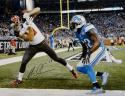 Mike Evans Autographed Tampa Bay 16x20 TD Against Lions Photo-JSA Witnessed Auth