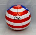 Carli Lloyd Autographed Team USA Nike Red White Blue F/S Soccer Ball- JSA W Auth