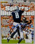 Marcus Mariota Signed Sports Illustrated 2015 NFL Magazine- JSA Witnessed Auth