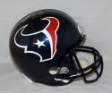 Lamar Miller Autographed Houston Texans Full Size Helmet- JSA Witnessed Auth