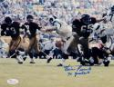 Vince Promuto Signed Redskins 8x10 Against Colts Photo W/ 70 Greatest-JSA W Auth
