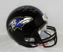 Ed Reed Autographed Baltimore Ravens Full Size Helmet- PSA/DNA Authenticated