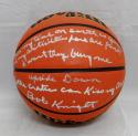 Bob Knight Autographed Wilson NCAA Basketball With Inscription- JSA Letter Auth