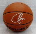 Roy Hibbert Autographed Official NBA Spalding Basketball- JSA Authenticated