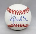 Rickey Henderson Autographed Rawlings OML Baseball- PSA/DNA Authenticated