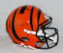 Andy Dalton Autographed Cincinnati Bengals Full Size Speed Helmet- JSA W Auth