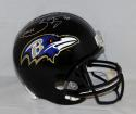 Tony Siragusa Autographed Baltimore Ravens F/S Helmet- PSA/DNA Authenticated
