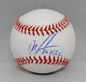Doc Gooden Autographed Rawlings OML Baseball With WSC Inscription- JSA W Auth