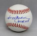 Reggie Jackson Autographed Rawlings OML Baseball With 77 WS MVP- JSA W Auth
