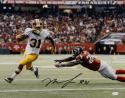 Matt Jones Signed Washington Redskins 16x20 Against Falcons Photo- JSA W Auth