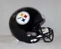 Rocky Bleier Signed Pittsburgh Steelers F/S Helmet W/ Steeler Nation- JSA W Auth