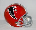 Deion Sanders Autographed Atlanta Falcons Red Full Size Helmet- JSA W Auth