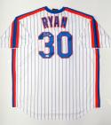 Nolan Ryan Autographed P/S New York Mets Majestic Jersey- JSA Authenticated