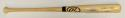 George Springer Autographed Blonde Rawlings Pro Baseball Bat- JSA Witnessed Auth
