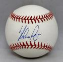 Nolan Ryan Autographed Rawlings OML Baseball- JSA Authenticated