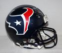 Will Fuller Autographed Houston Texans Full Size ProLine Helmet with JSA W Auth