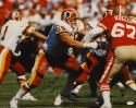 Russ Grimm HOF Signed Washington Redskins 16x20 Against 49ers Photo- JSA W Auth