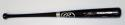 Manny Machado Autographed Black Rawlings Pro Baseball Bat- JSA Witnessed Auth