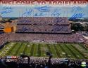 Texas A&M Autographed 16x20 Aggieland Photo With 12 Signatures- JSA W Auth