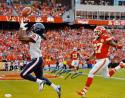 DeAndre Hopkins Signed Texans 16x20 Horizontal Against Chiefs Photo- JSA W Auth