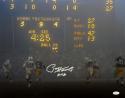 Paul Hornung Autographed Green Bay 16x20 Scoreboard Photo With HOF- JSA W Auth
