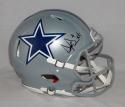 Dak Prescott Autographed Cowboys F/S Revolution Speed Proline Helmet- JSA W Auth