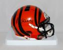 Andy Dalton Autographed Cincinnati Bengals Speed Mini Helmet- JSA Witnessed Auth