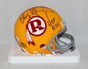 Chris Hanburger Autographed Washington Redskins TB Mini Helmet W/ HOF-JSA W Auth