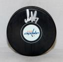 Alexander Ovechkin Autographed Washington Capitals Hockey Puck- PSA/DNA Auth