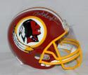 Art Monk Autographed Washington Redskins Full Size Helmet- PSA/DNA Authenticated