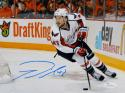 Tom Wilson Autographed Washington Capitals 8x10 On Ice Photo- JSA Witnessed Auth