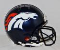 John Elway Autographed Denver Broncos Full Size ProLine Helmet- JSA W Auth