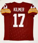 Billy Kilmer Autographed Maroon Pro Style Jersey- JSA Witnessed Authenticated