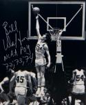 Bill Walton Autographed UCLA 16x20 B&W Photo With NCAA POY- JSA Witnessed Auth