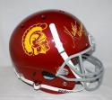 Marcus Allen Autographed *Yellow USC Trojans F/S Helmet W/ Heisman- JSA W Auth